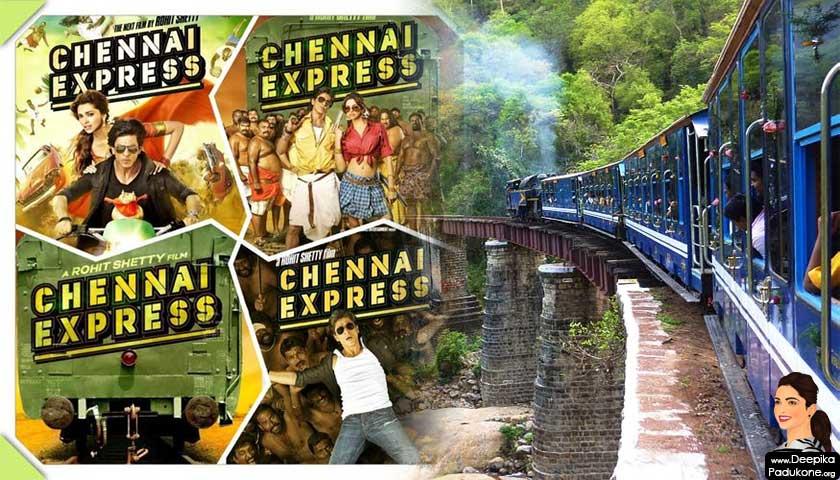 chennai express film poster