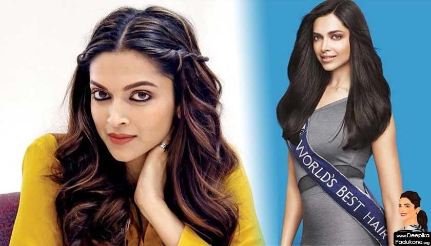 Deepika Padukone, World's Best Hair