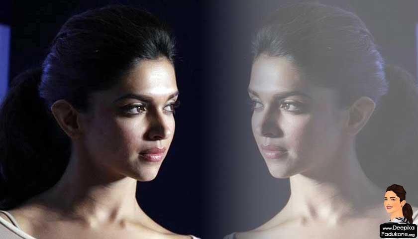 Deepika Padukone herself