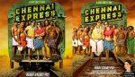 Deepika Padukone flaunt lungi for Chennai Express