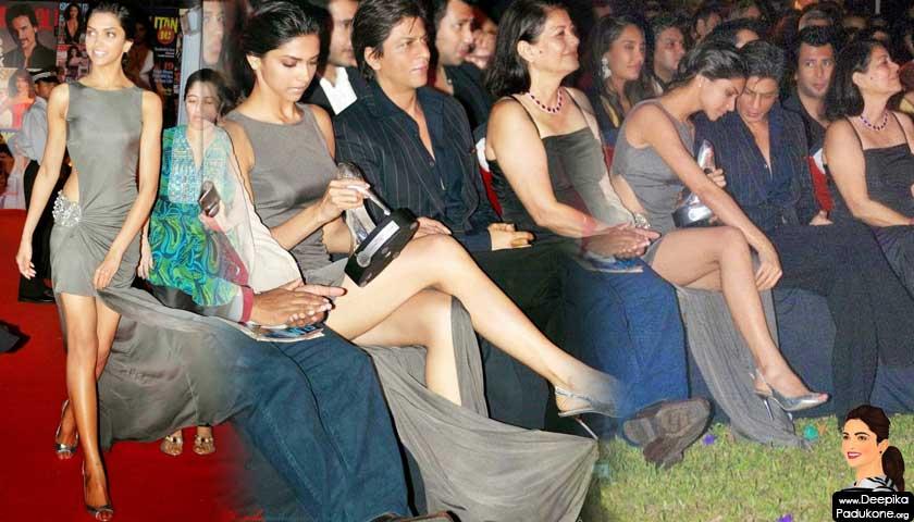 Deepika Padukone_Shah Rukh Khan_Cosmopolitan Awards