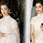 Deepika Padukone's night out at Olive in Mumbai