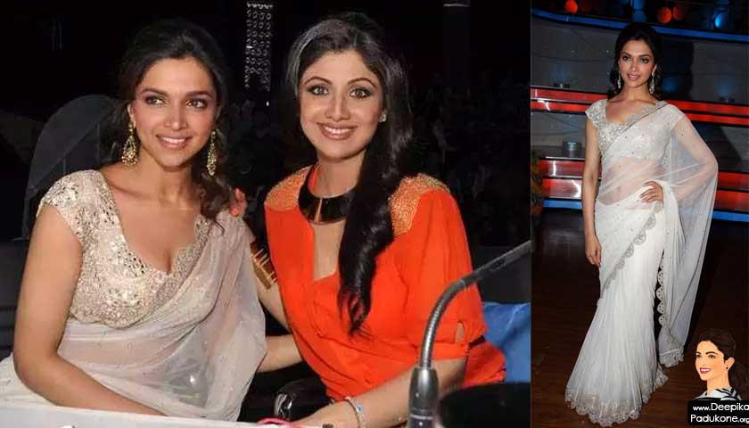 Deepika Padukone, Shilpa Shetty get friendly