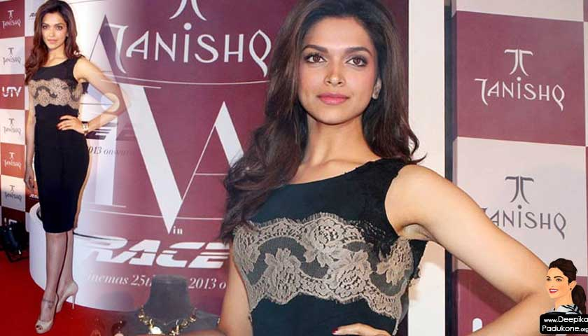 Deepika Padukone @ IVA collection